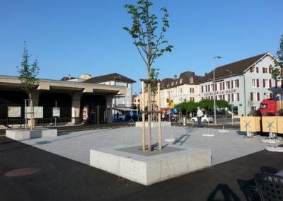 Municipalité de Porrentruy / Aménagements routiers secteur gare