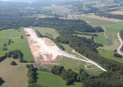 Aérodrome du Jura à Bressaucourt