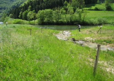 Revitalisation du ruisseau de la Motte et de la confluence du Doubs